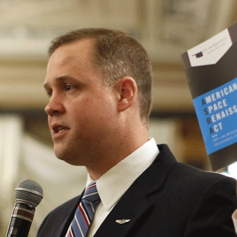 Senate votes to confirm Bridenstine as NASA administrator - https://t.co/2Bo0ORvBUU