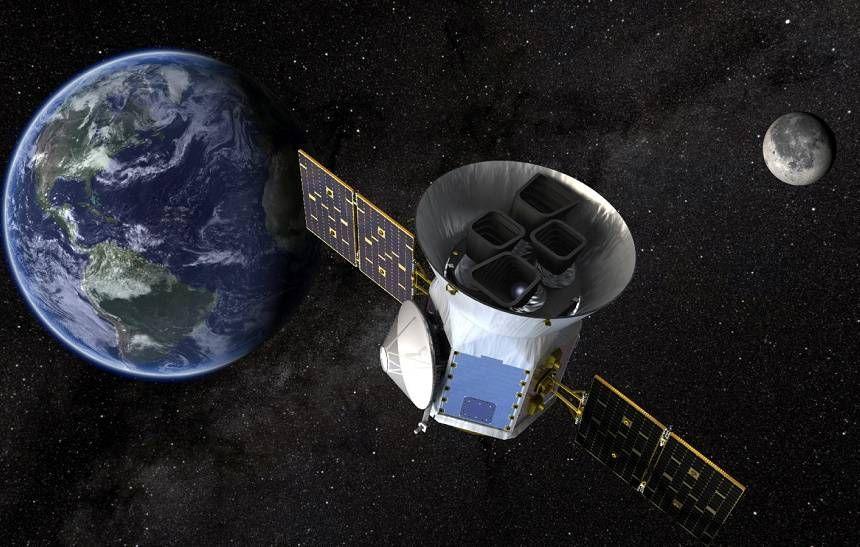 NASA lança satélite que vai buscar novos planetas que possam abrigar vida: https://t.co/nY9GBDu7qk