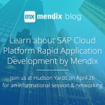 Curious about @sapcp Platform Rapid Application Development by #Mendix? Hear from Jerome Gouvernel of @ADP about how his team built a new a leadership and management enablement #app for 200,000 users with one developer to improve users' skills: https://t.co/1tyw7WA3Rw
