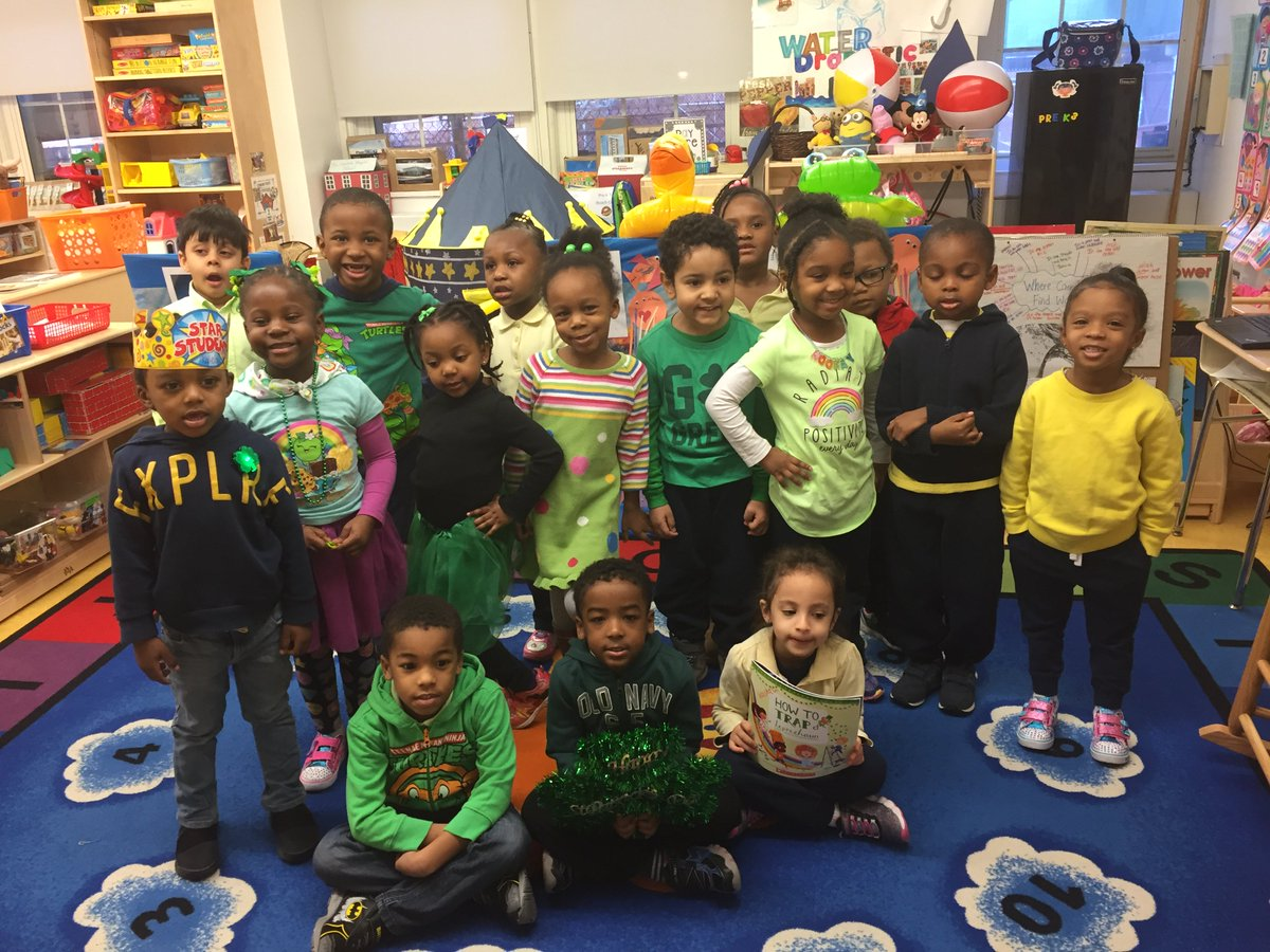 PS 176 Q On Twitter Pre K Celebrates Dr Seuss Day St Patricks