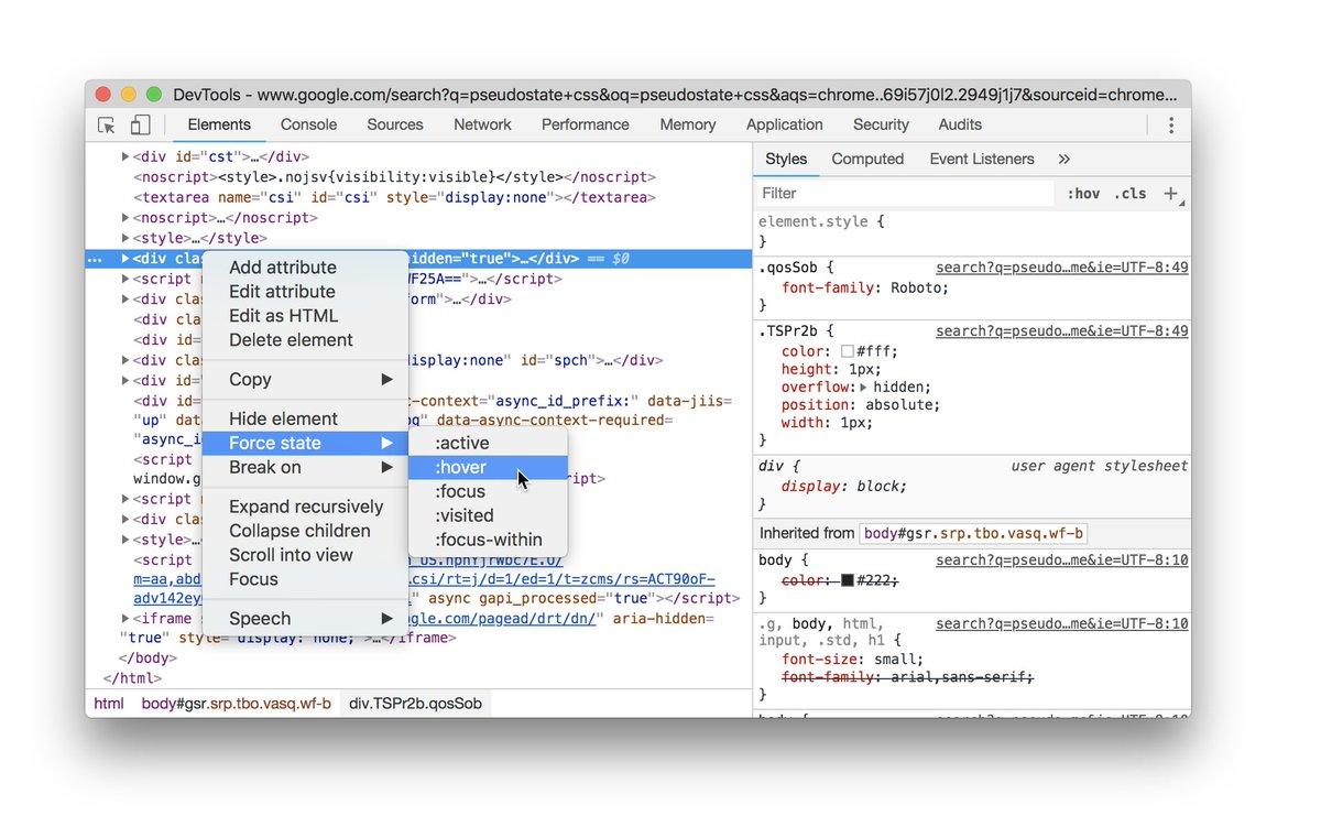 Chrome DevTools on Twitter: