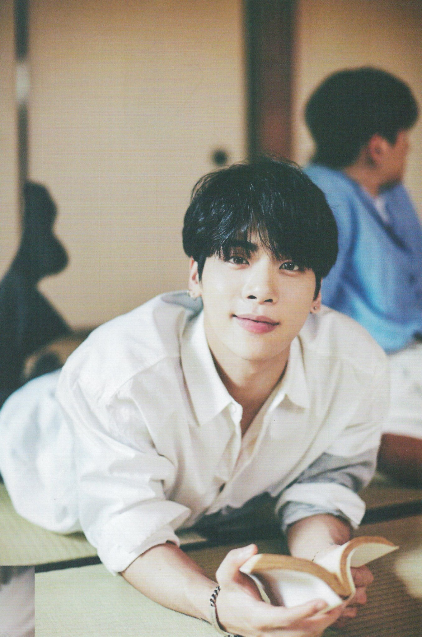 Image result for jonghyun cute smile