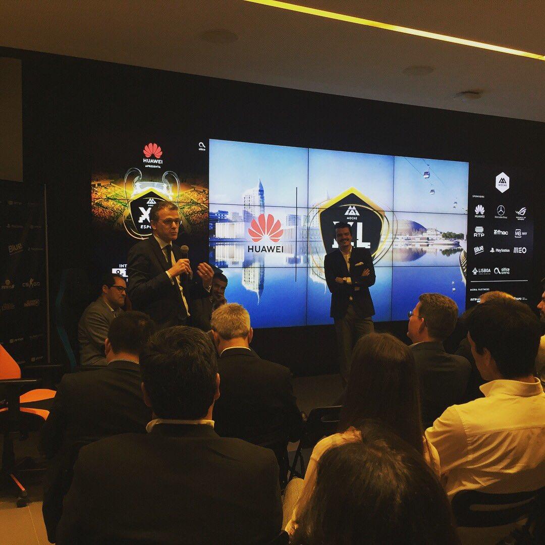O Moche XL eSports é o maior evento de desportos eletrónicos nacional e acontece em Lisboa a 9 e 10 de junho. A #RTP é media partner e fará transmissões digitais da competição! #RTPArenaArena
