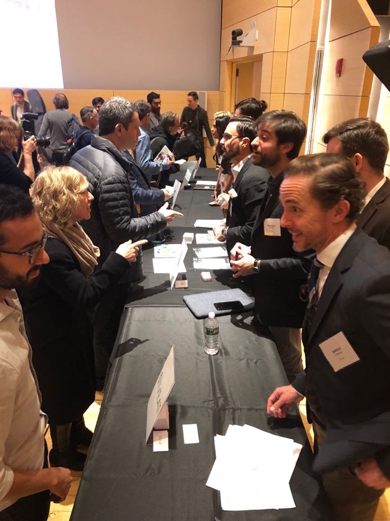Meetings with the brands and prospective partners are still in progress at #xrcDemoDay! Join us there, guys! #nyc @xrclabs #startup #technology #event #team #contacts #brands #partners<br>http://pic.twitter.com/Z9y92DMHUt