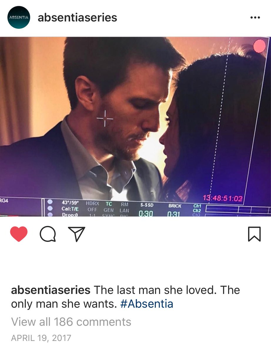 A year ago today @AbsentiaSeries put this #Absentia still on instagram and the theories, guesses, debates and predictions were in full force. They did a fantastic job promoting #Absentia and getting us hyped. Thanks guys! @Stana_Katic @heusinger @PrimeVideo<br>http://pic.twitter.com/LnCSSfCTa2