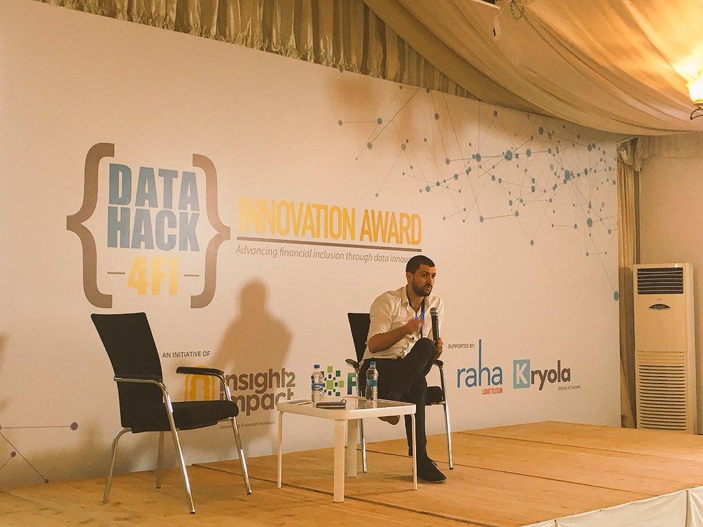 Thank you Jack Langworthy for sharing with us all about @NINAYOcom work! Unlocking the power of data for #financialinclusion #DataHack4FI @i2ifacility @liquidtelecomtz<br>http://pic.twitter.com/b9TwANIyA6