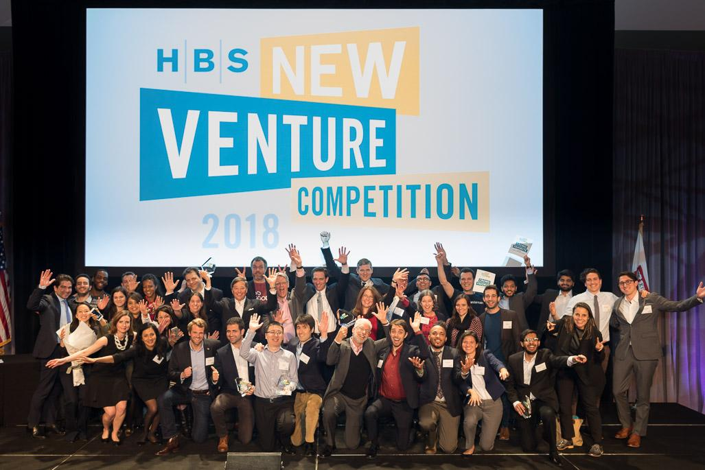Congratulations to the 2018 New Venture Competition winners! #HBSNVC @HBSRock @HBSSEI