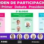 #DebateINE