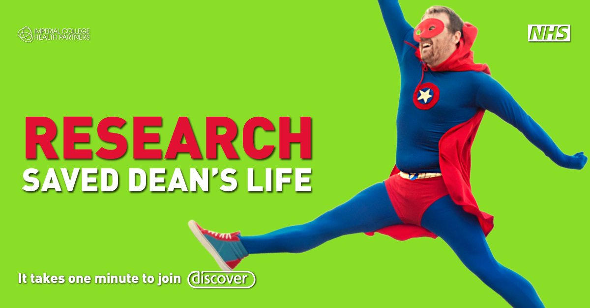 Have you heard about Discover - the new health research register for North West London? Sign up today and help save lives through research @Join_Discover #HealthResearch  http://www. registerfordiscover.org.uk / &nbsp;  <br>http://pic.twitter.com/H7gEspJcjR