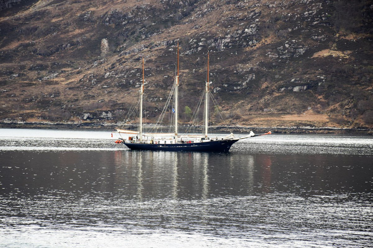 Ullapool Harbour على تويتر: