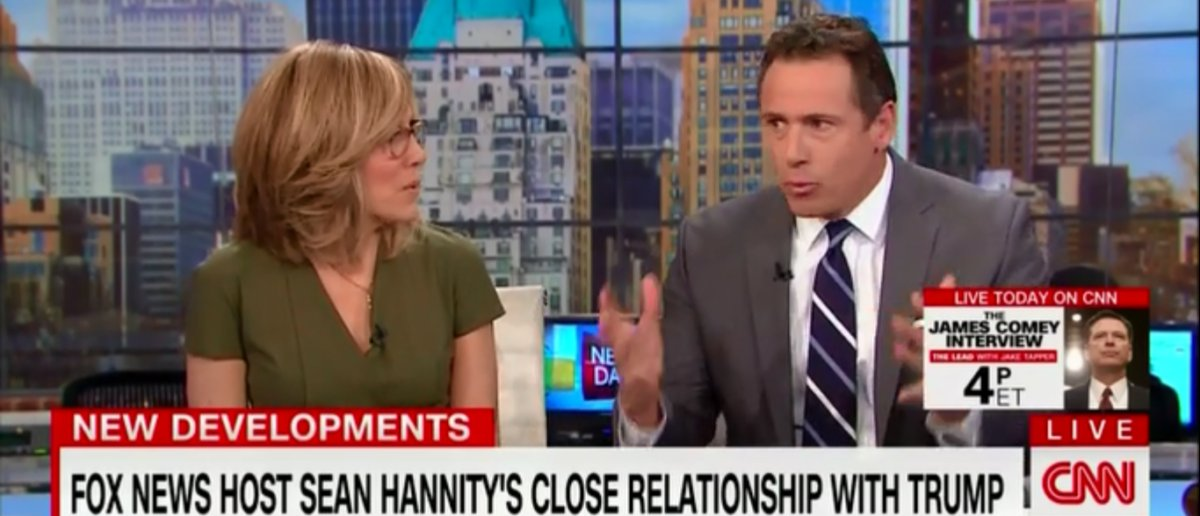 CNN's Chris Cuomo Calls Out 'Morning Joe' For Being The Same As 'Hannity' https://t.co/AtMwLtDiTd