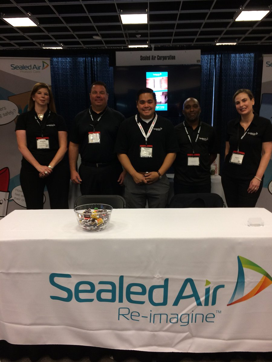 sealed air As producers of packaging materials, sealed air – the inventors of bubble wrap – helps organizations deliver products to their customers recently, sealed air has been focusing much of its energy on delivering better service to its own customers, embarking on a project to realign its customer service processes to new demands.