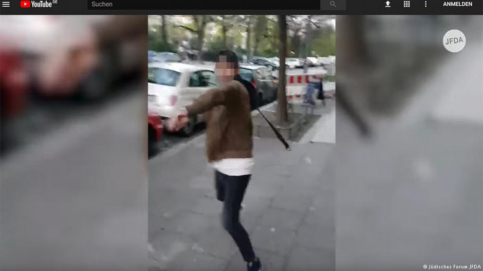 Attacker in anti-Semitic video turns himself in to Berlin police https://t.co/EcjqotSBVl