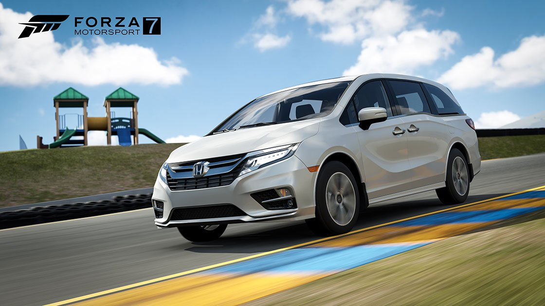 Forza Motorsport Twitterren:
