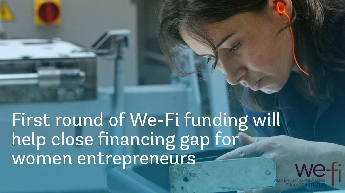 The 1st round of WeFi funding is allocated!!! #WeFi will help women entrepreneurs in the developing world access the capital they need to build their businesses & realize their dreams! The USG is proud to have been the founding member of this important initiative!