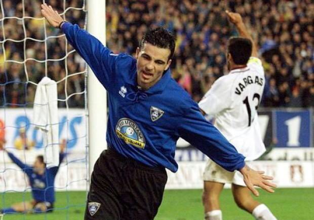 """The Gentleman Ultra on Twitter: """"#ThrowbackThursday 🔙 Antonio Di Natale at Empoli.… """""""