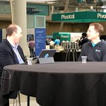 #Mendix CTO @JohanDenHaan is now live on @theCUBE with host @stu at the #CFSummit to talk about how #lowcode is solving a real issue for enterprises: the need for speed and collaboration while delivering #applications. Stay tuned for the recording: https://t.co/ytFfLgM3eL