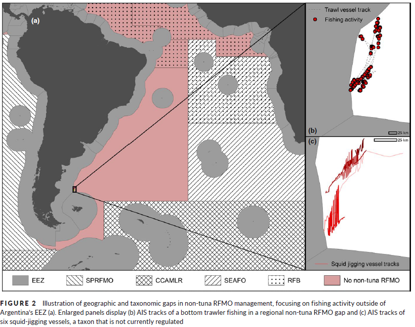 Following the negotiations over a new treaty for biodiversity beyond national jurisdiction? Brand new #OA article on how satellite vessel tracking data can support monitoring, control and surveillance on the #highseas &amp; the treaty #BBNJ #ABNJ #fisheries  https:// onlinelibrary.wiley.com/doi/full/10.11 11/faf.12285 &nbsp; … <br>http://pic.twitter.com/AggHYlekGQ