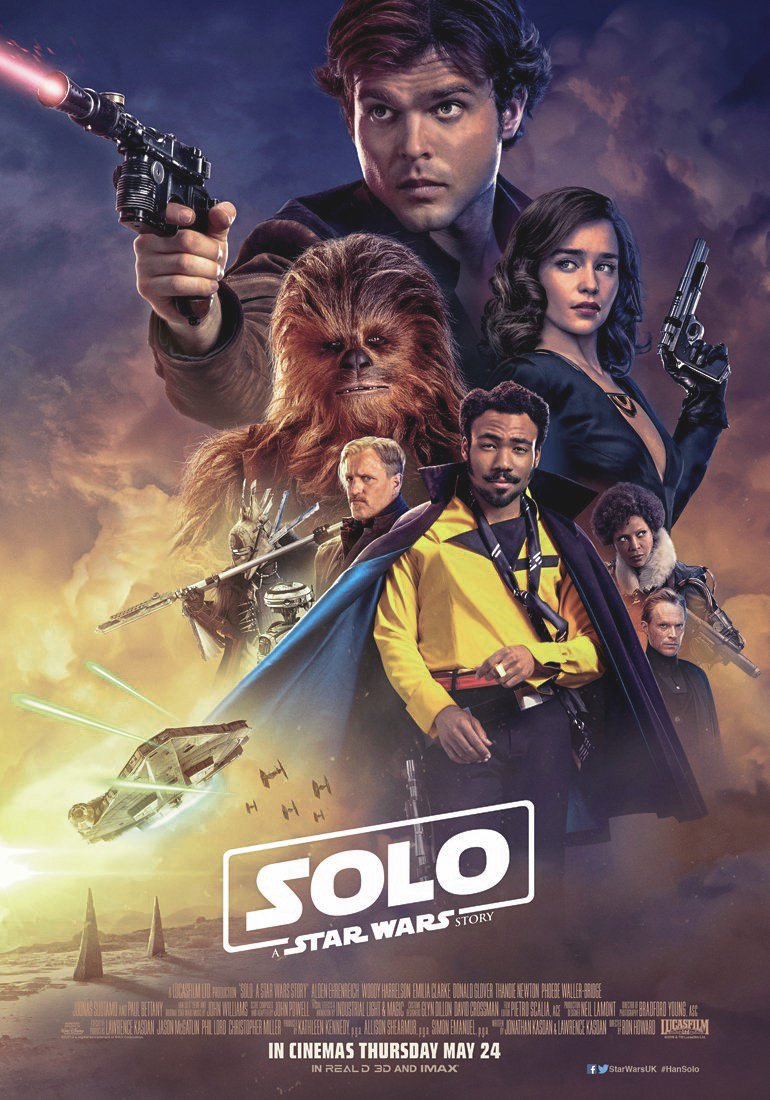 official 'solo: a star wars story' (2018...