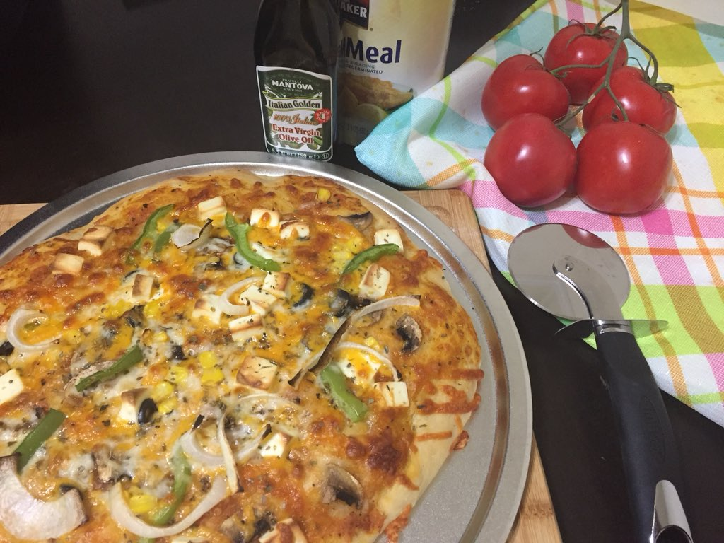 @Sindhuj89551578: #homemade #recipe #food #pizza Check it out! https://t.co/qJzUVv5ndk https://t.co/KeDzm7Lc0t