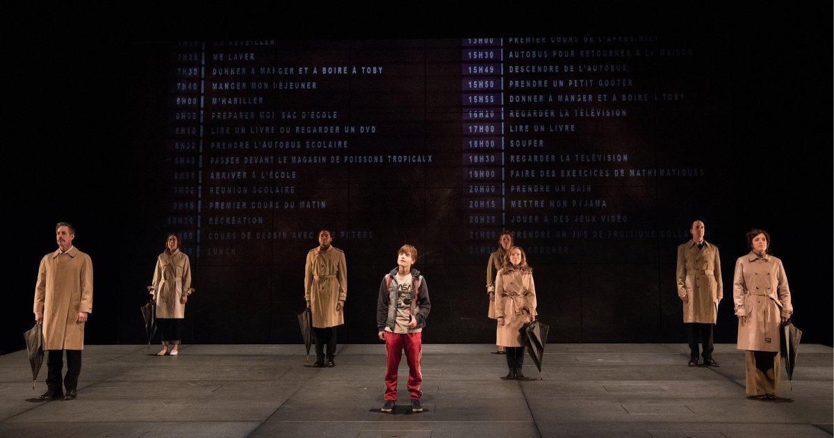 BLOGUE «Le bizarre incident du chien pendant la nuit» au #théâtre #Duceppe - Sophie Jama https://t.co/bSUxQtSmKW