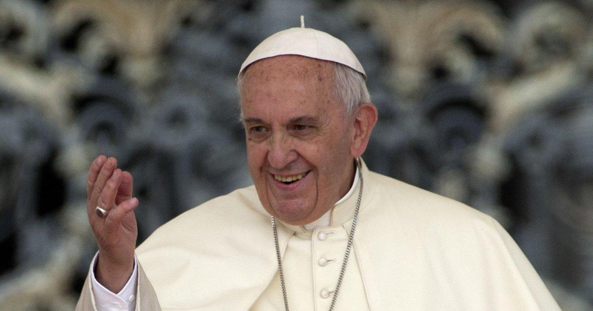 Pontiff Van Winkle? Pope Francis scores some of Kentucky's rarest bourbon https://t.co/4qevRZ7pff
