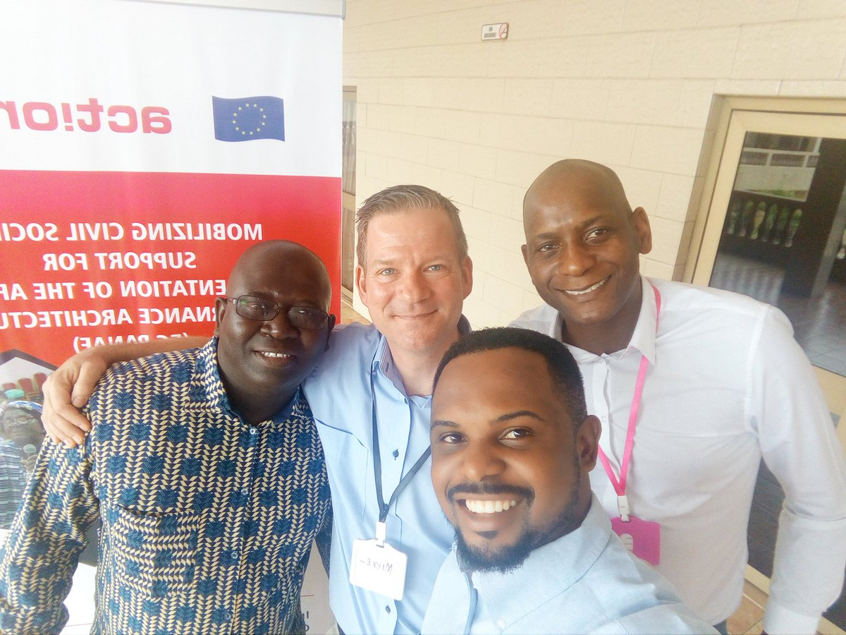 Attending the EC-PANAF Strategy Meeting on African Governance Architecture (AGA) in Accra, Ghana  #ECPANAF #africanunion #actionaid #wacsof #europeancommission #africangovernancearchitecture #training #governance #democracy #elections #civilsociety #socialimpact #SDGs<br>http://pic.twitter.com/xJcTRDe5pT