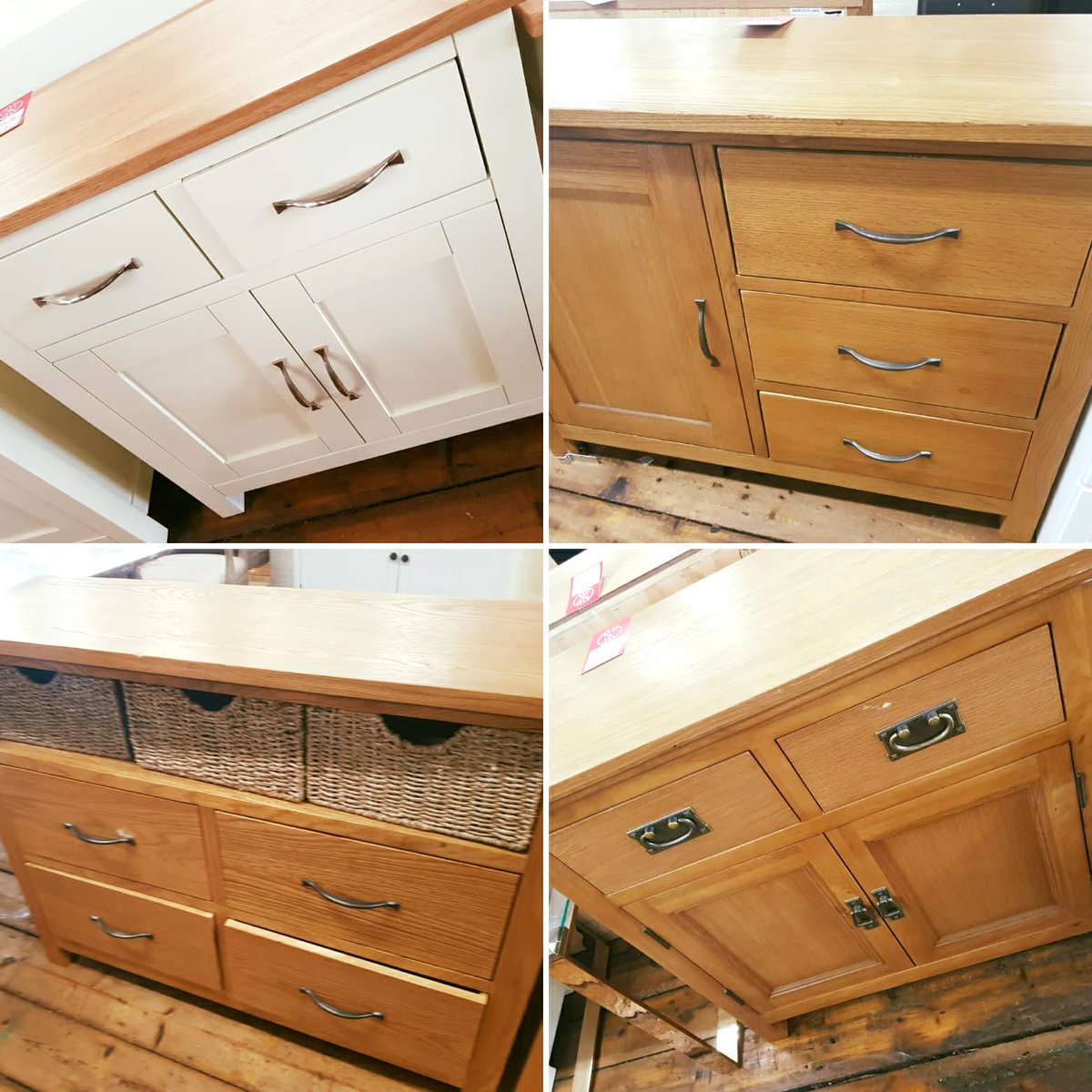 Find A Fantastic Range Of High Quality, Affordable Furniture. Including  These Great Sideboards Starting From £110!