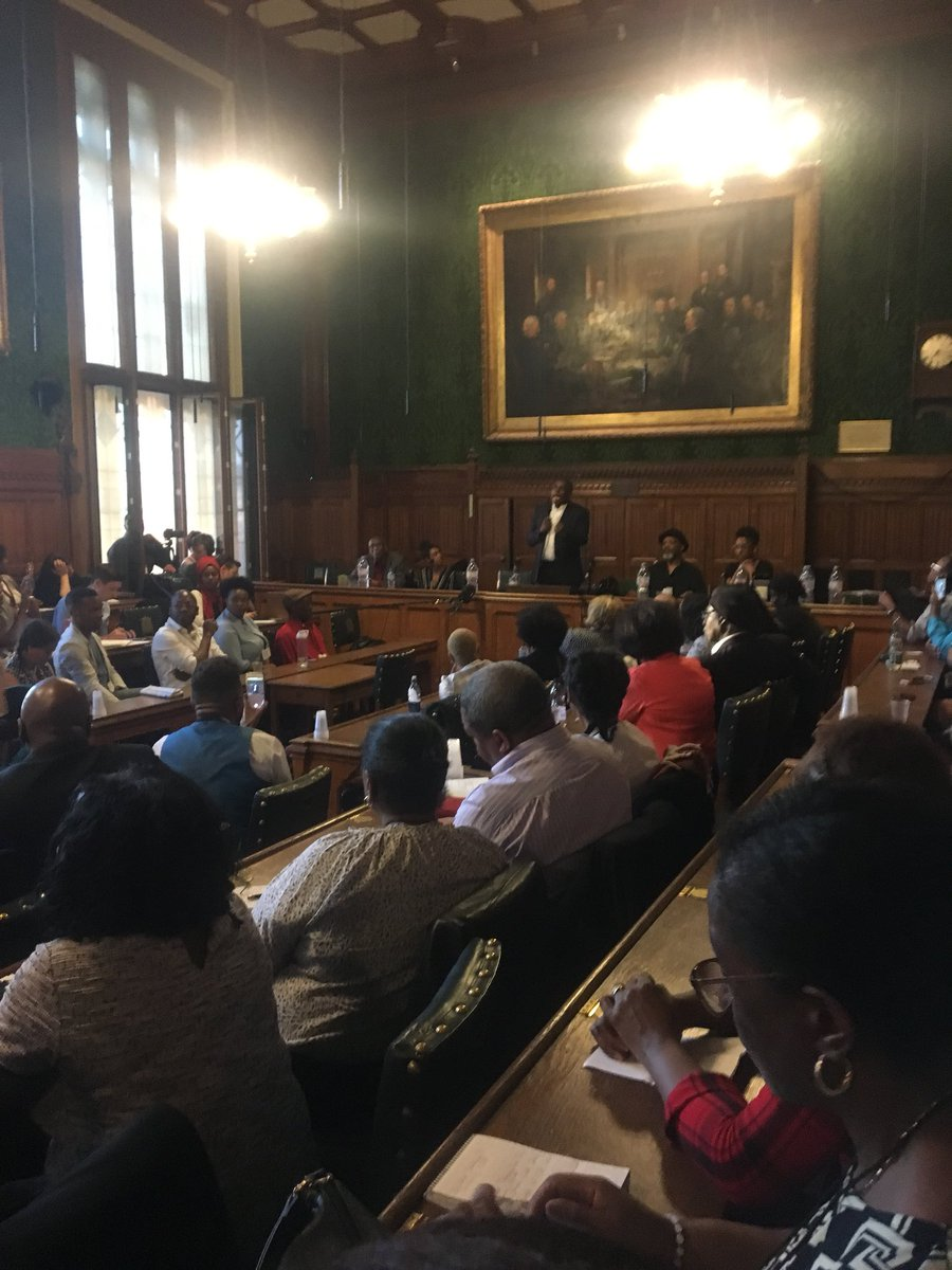 Justice delayed too long is justice denied. It is my honour and privilege to have spoken to hundreds of my brothers and sisters tonight in Parliament. Committee rooms and corridors packed to rafters. We don't just want an apology we want reprarations and compensation. #Windrush