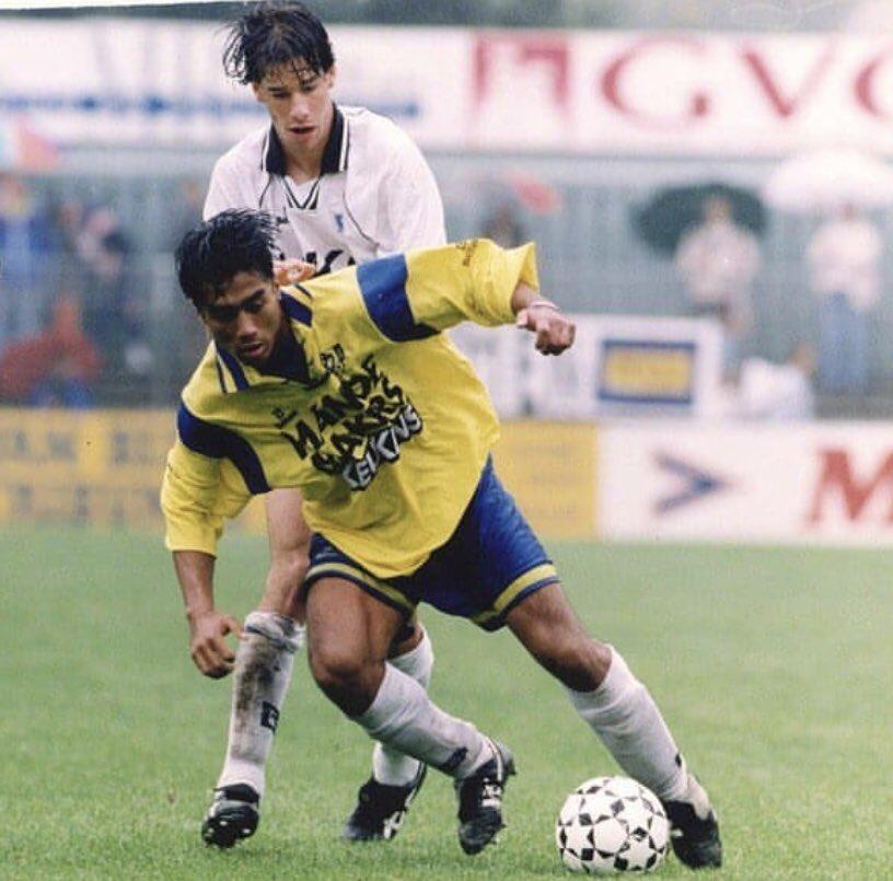 RKC - Fc den Bosch 1994 #tbt #BobbyPetta #Fietsenstalling