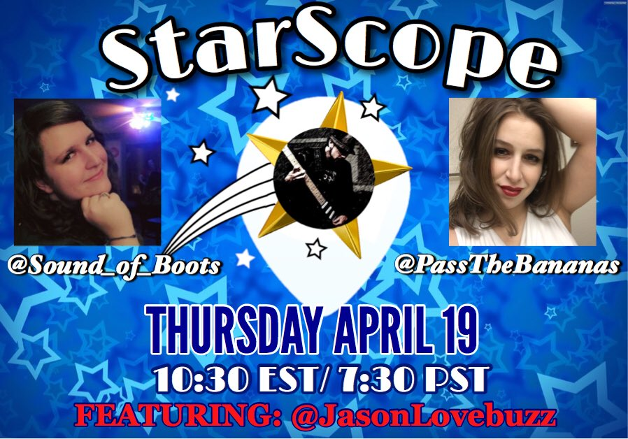 Stars are the landmarks of the universe  Come watch @JasonLovebuzz SHINE tonight on #StarScope!! Hosted by yours truly and the ever beautiful @PassTheBananas   #BananaBoots #GoLive <br>http://pic.twitter.com/6Xum6bfmHX
