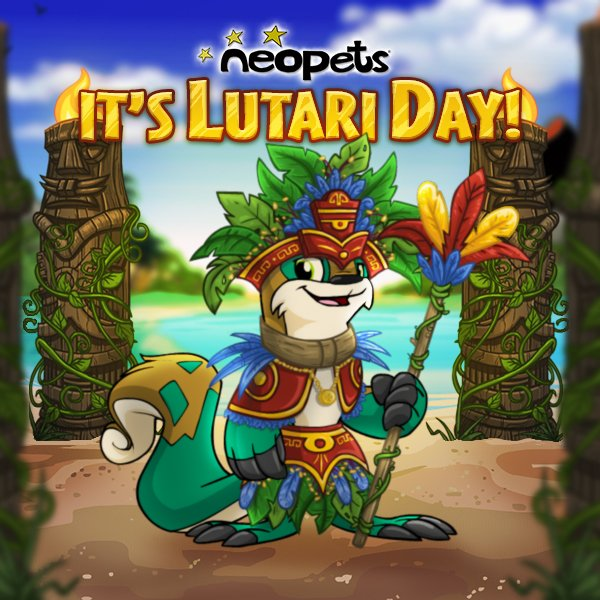 Neopets On Twitter Its Lutari Day Swim Over To The New Features