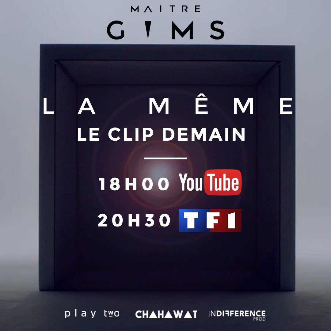 Maître GIMS's photo on #LaMême