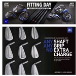 Image for the Tweet beginning: @MizunoGolfNA Demo DAY FRIDAY April