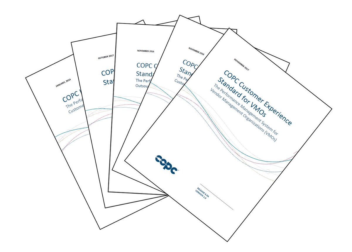 Copc Inc Copc Cx Standards Are Currently Used In Over