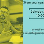 Own a #business in an unincorporated area of @CountyofLA? Share your thoughts on the new registration program. Join us #Saturday at the #Topanga library. You can also submit comments to BusinessRegistration@ttc.lacounty.gov #smallbusiness https://t.co/p59aJKbt0O