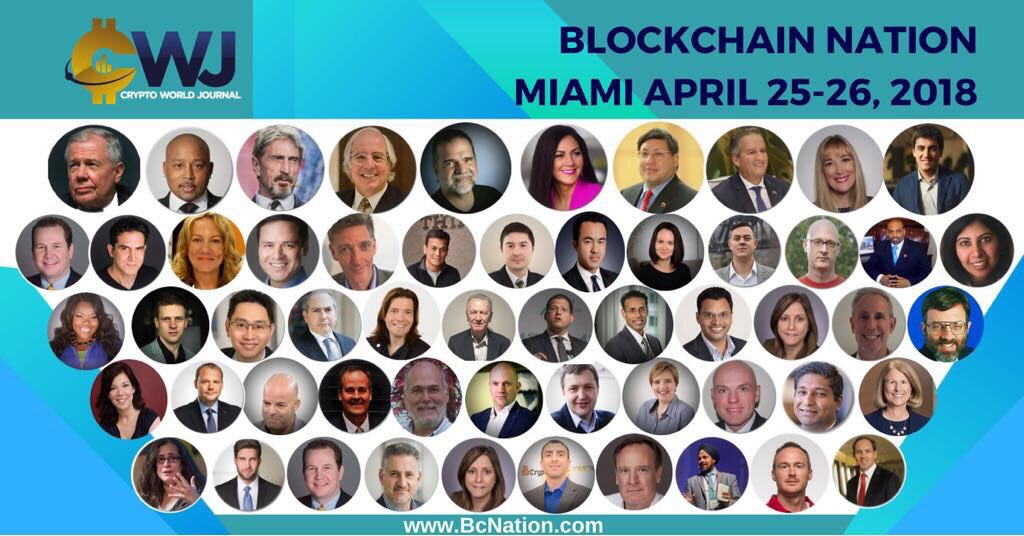 @BobsRepair will be attending BCNation in Miami next week. Our board member Andrew Filipowski @SilkRoadFlip will be a keynote speaker. If you are in town let us know!