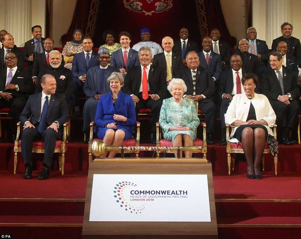 Image result for commonwealthsummitlondon2018