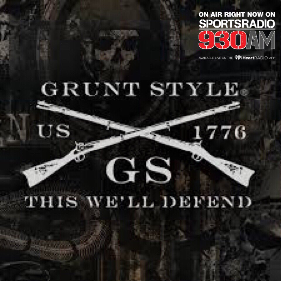 "grunt style wallpaper  SportsRadio930 on Twitter: "".@Gruntstyle CEO @danielalarik is LIVE ..."