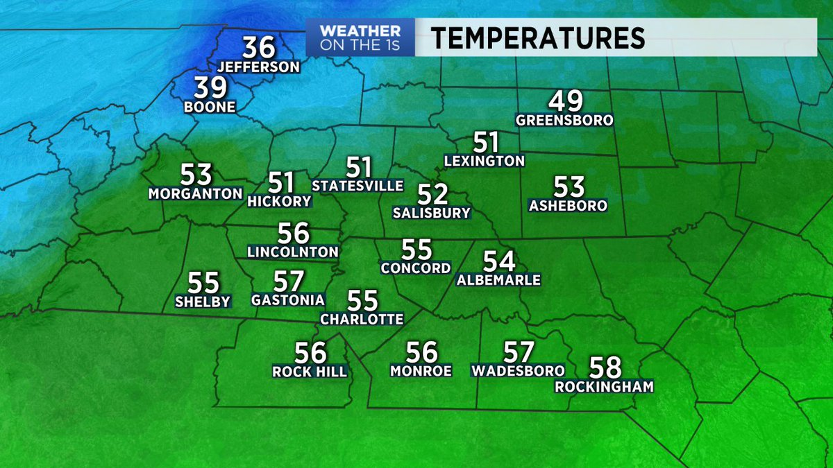 """jeff temps ☀ 🌈Jeff Crum⛈🌪 on Twitter: """"8PM temps. Cold start in the AM ..."""