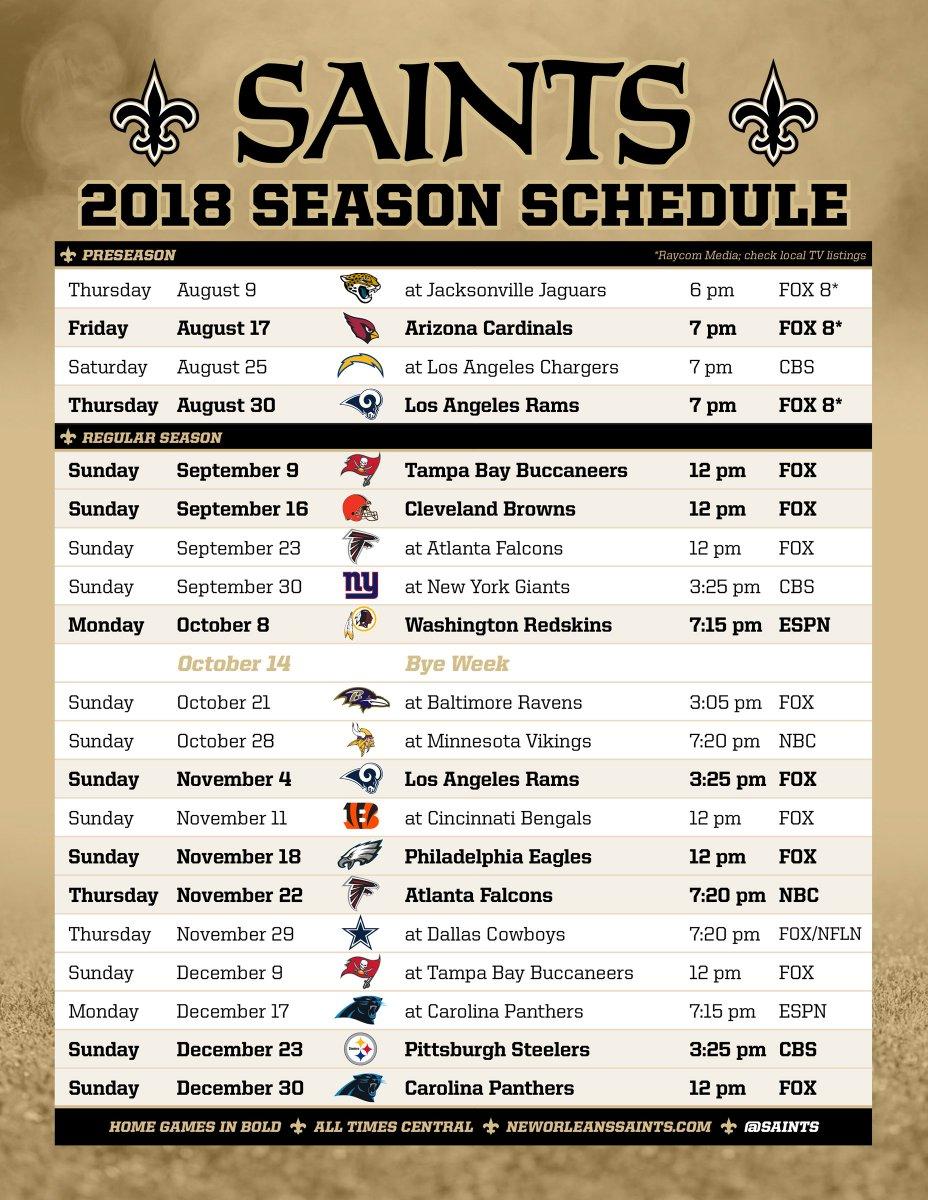 New Orleans Saints (@Saints) | Twitter