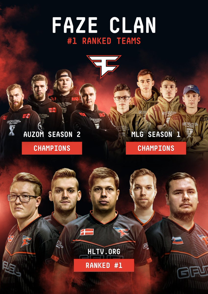 TOP OF THE GAME(S) 🥇🥇🥇  #FaZeUp https://...