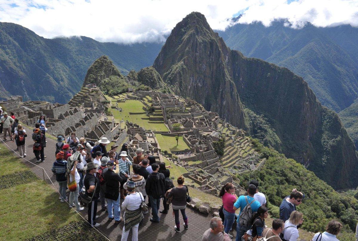 Peru: Special floors limit impact of heavy rains in Machu Picchu https://t.co/jVftKGJlM0