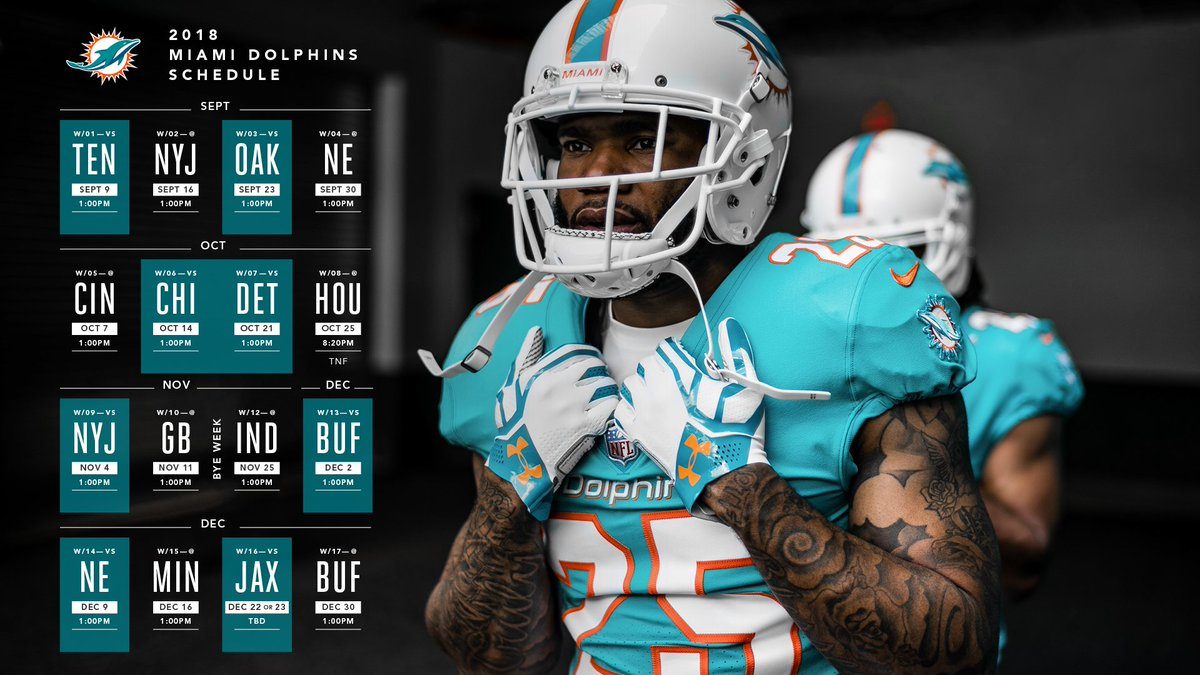 "Miami Dolphins on Twitter: ""And if you needed a new wallpaper for your 📱...… """