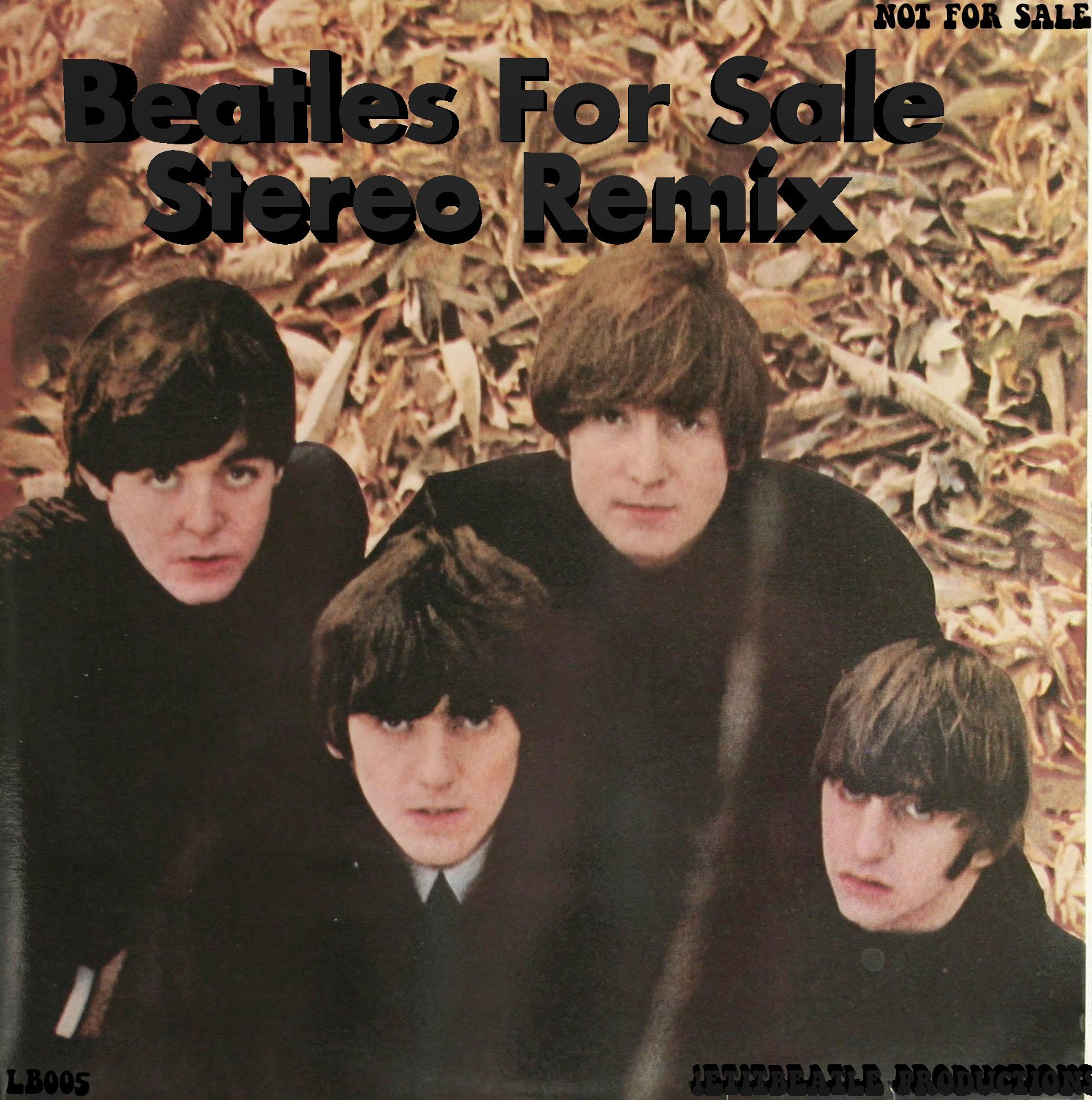 BootlegZone • View topic - LB-005 - Beatles For Sale (Stereo Remix)
