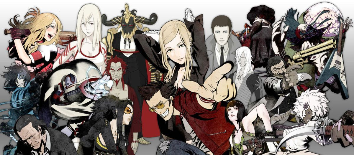 Image result for no more heroes all assassins