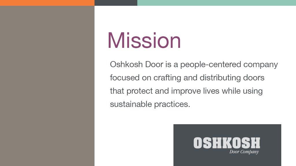 0 replies 0 retweets 1 like  sc 1 st  Twitter & Oshkosh Door Company (@oshkoshdoor) | Twitter