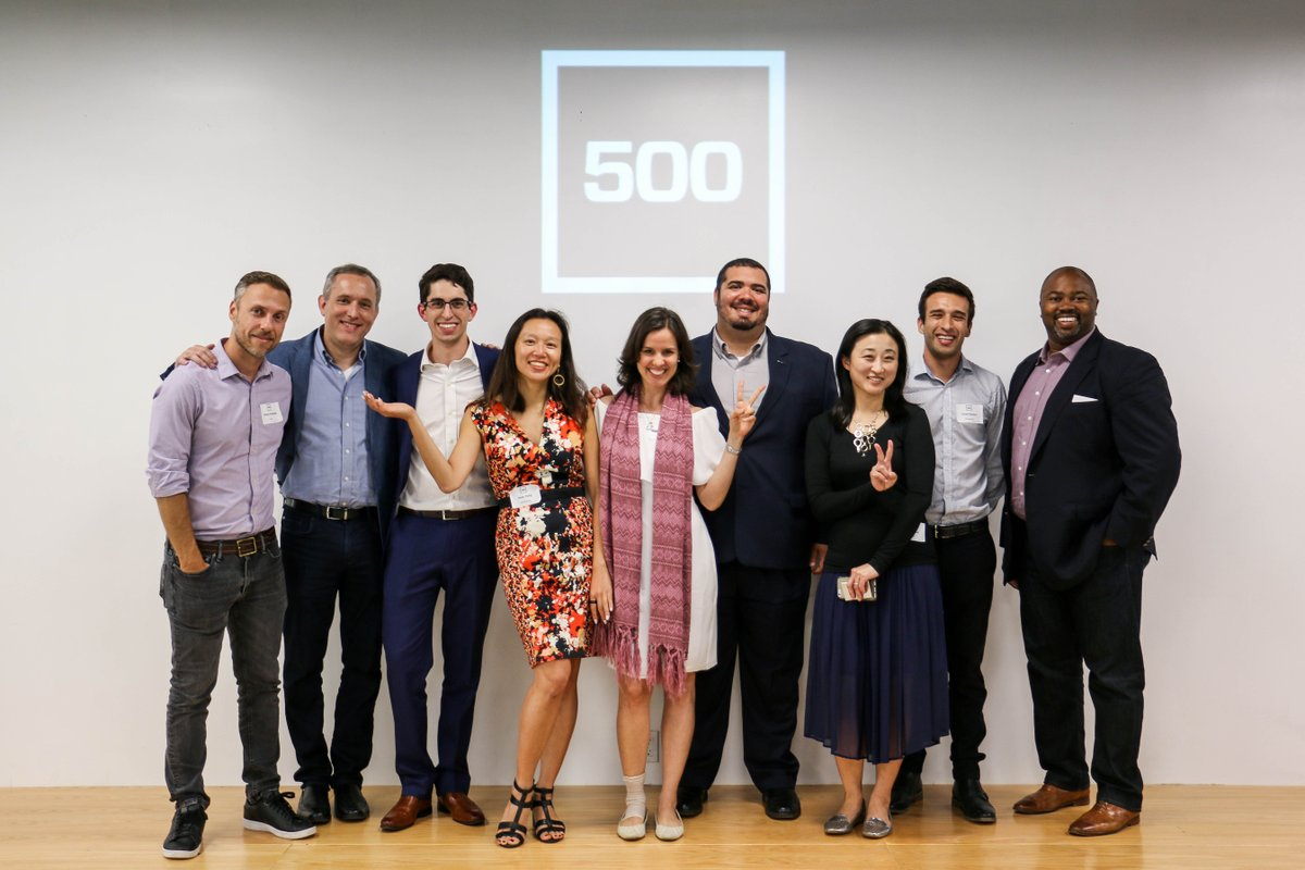 """500 Startups on Twitter: """"Thanks for the incredible support in ..."""
