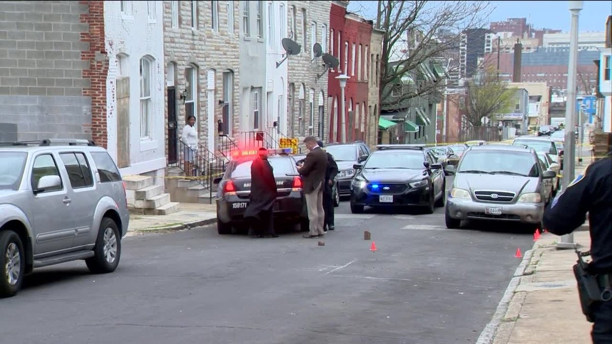 1 dead, 1 injured in east Baltimore double shooting https://t.co/mt1rprG4VO