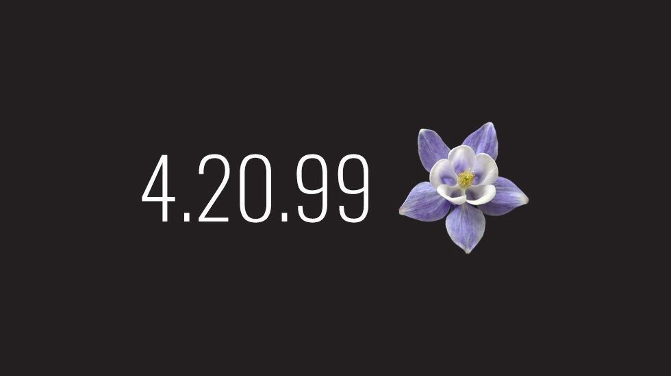 The 13 lives lost at Columbine will never, ever be forgotten.